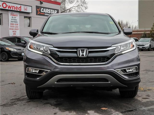 2016 Honda CR-V EX (Stk: H7592-0) in Ottawa - Image 2 of 28