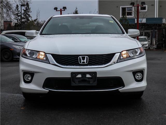 2015 Honda Accord EX-L-NAVI (Stk: H7594-0) in Ottawa - Image 2 of 26