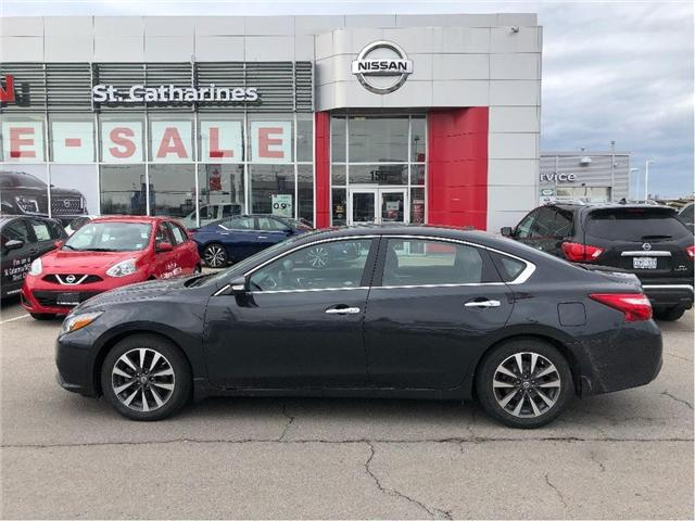 2017 Nissan Altima 2.5 SL (Stk: AL19018A) in St. Catharines - Image 1 of 6