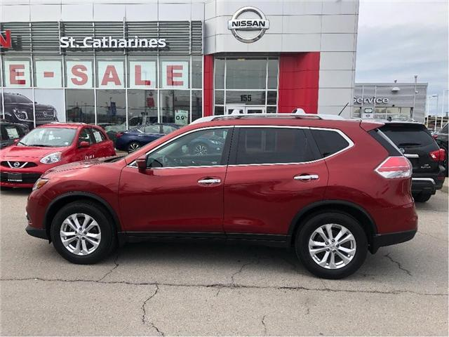 2015 Nissan Rogue SV (Stk: P2262) in St. Catharines - Image 2 of 22