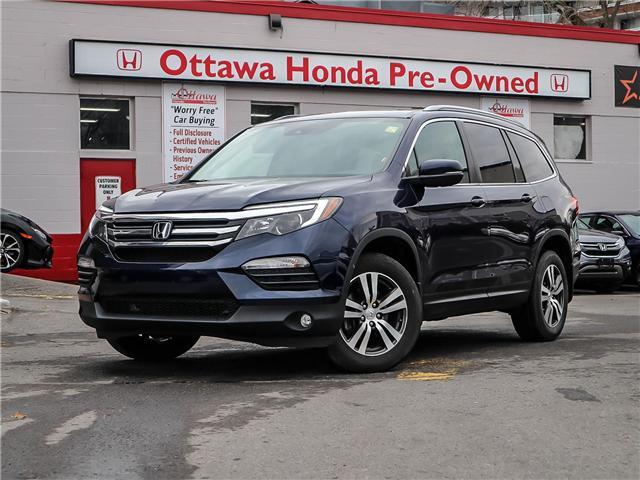 2017 Honda Pilot EX (Stk: H7593-0) in Ottawa - Image 1 of 27