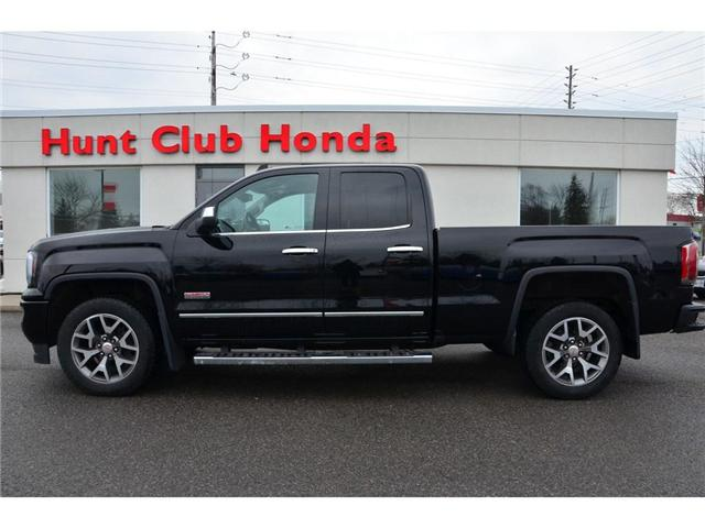 2016 GMC Sierra 1500 SLT (Stk: 7041A) in Gloucester - Image 1 of 25