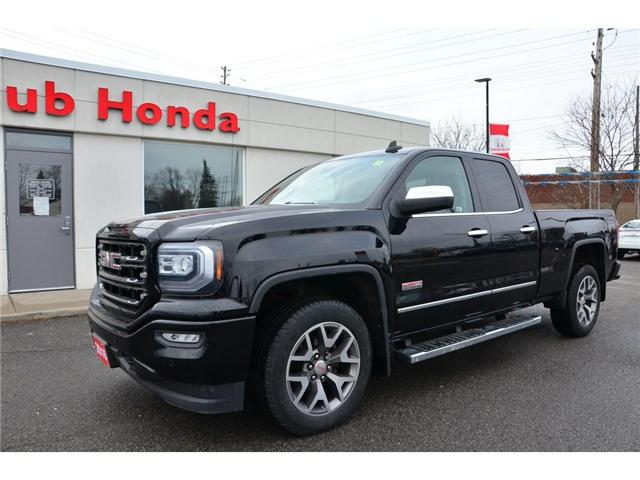 2016 GMC Sierra 1500 SLT (Stk: 7041A) in Gloucester - Image 2 of 25