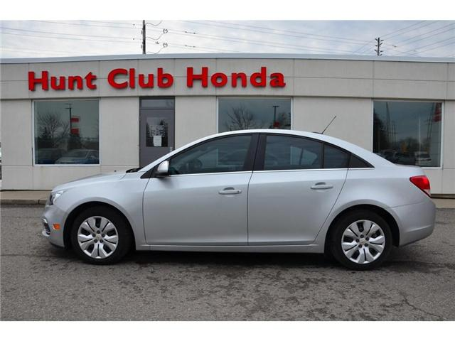 2015 Chevrolet Cruze 1LT (Stk: 6942B) in Gloucester - Image 1 of 25