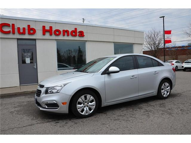 2015 Chevrolet Cruze 1LT (Stk: 6942B) in Gloucester - Image 2 of 25