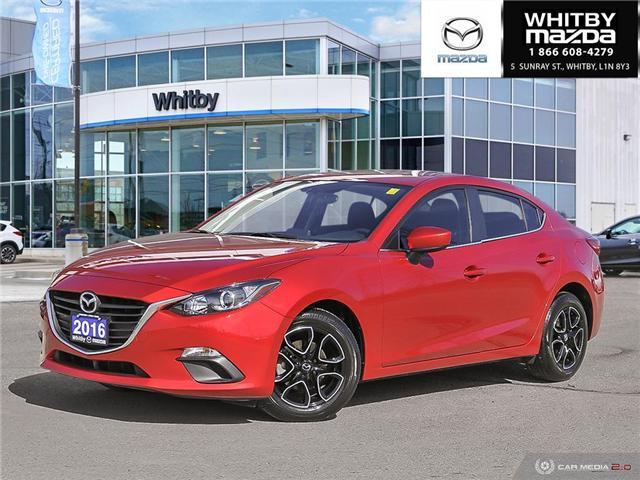 2016 Mazda Mazda3 GS (Stk: P17420) in Whitby - Image 1 of 27