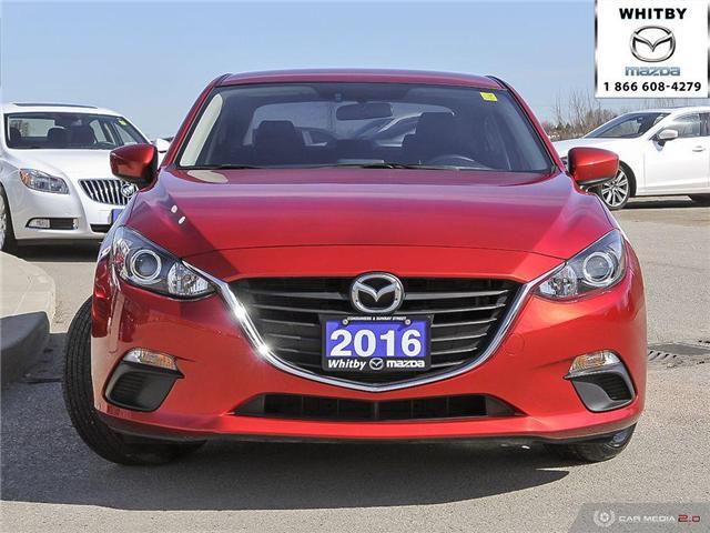 2016 Mazda Mazda3 GS (Stk: P17420) in Whitby - Image 2 of 27