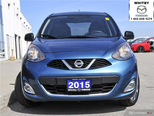 2015 Nissan Micra  (Stk: 190282A) in Whitby - Image 2 of 27