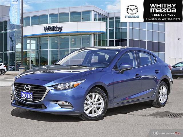 2018 Mazda Mazda3 GS (Stk: 180186) in Whitby - Image 1 of 27