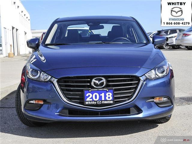 2018 Mazda Mazda3 GS (Stk: 180186) in Whitby - Image 2 of 27