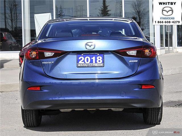 2018 Mazda Mazda3 GS (Stk: 180186) in Whitby - Image 5 of 27