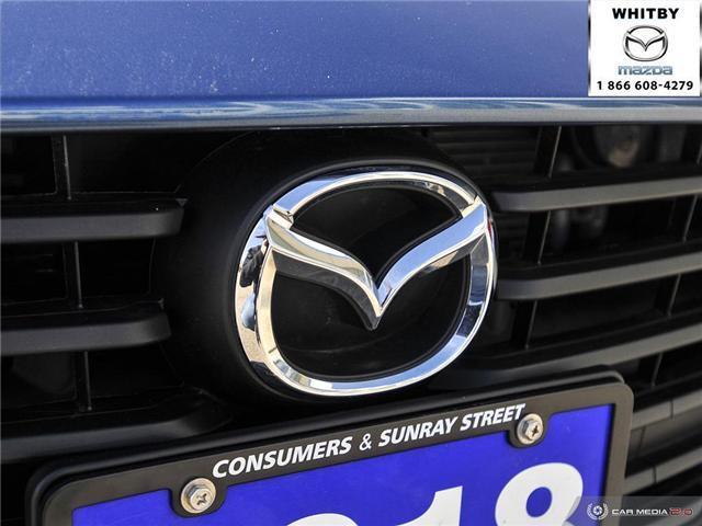 2018 Mazda Mazda3 GS (Stk: 180186) in Whitby - Image 9 of 27
