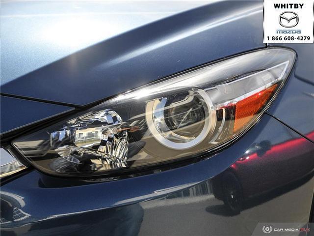 2018 Mazda Mazda3 GS (Stk: 180186) in Whitby - Image 10 of 27
