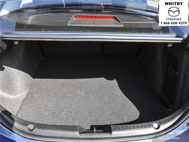 2018 Mazda Mazda3 GS (Stk: 180186) in Whitby - Image 11 of 27
