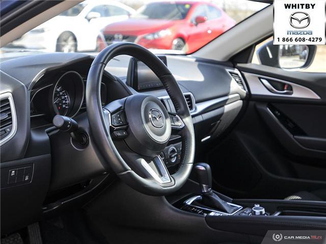 2018 Mazda Mazda3 GS (Stk: 180186) in Whitby - Image 13 of 27