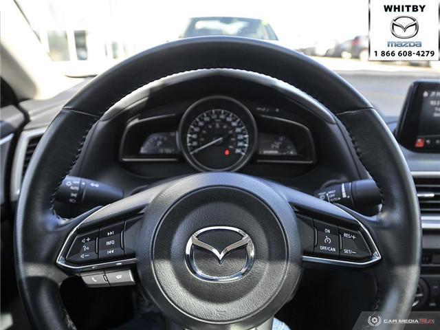 2018 Mazda Mazda3 GS (Stk: 180186) in Whitby - Image 14 of 27