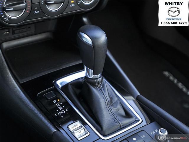 2018 Mazda Mazda3 GS (Stk: 180186) in Whitby - Image 19 of 27