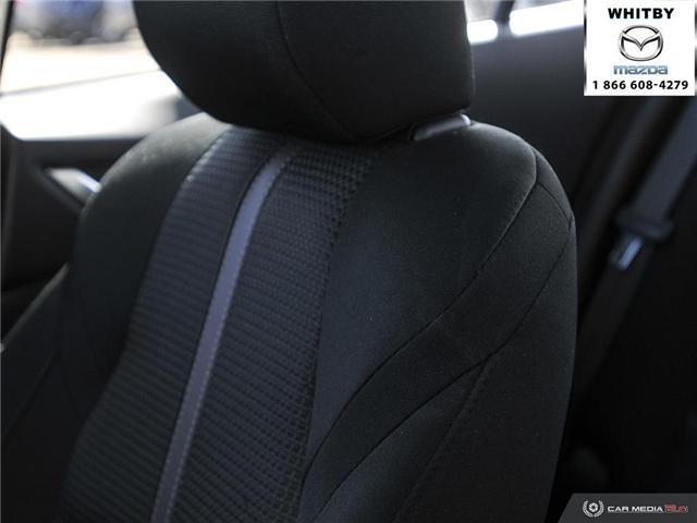 2018 Mazda Mazda3 GS (Stk: 180186) in Whitby - Image 24 of 27