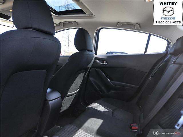 2018 Mazda Mazda3 GS (Stk: 180186) in Whitby - Image 25 of 27