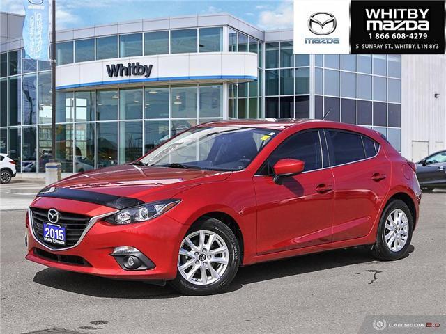 2015 Mazda Mazda3 GS (Stk: 190221A) in Whitby - Image 1 of 27