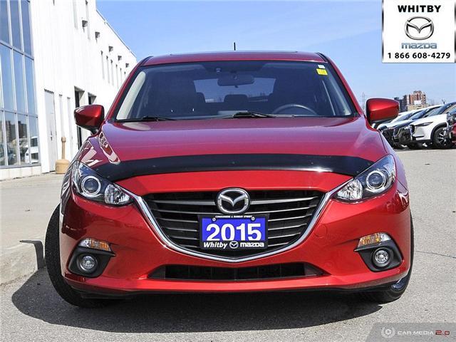 2015 Mazda Mazda3 GS (Stk: 190221A) in Whitby - Image 2 of 27