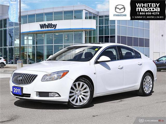 2011 Buick Regal CXL (Stk: 190289A) in Whitby - Image 1 of 27