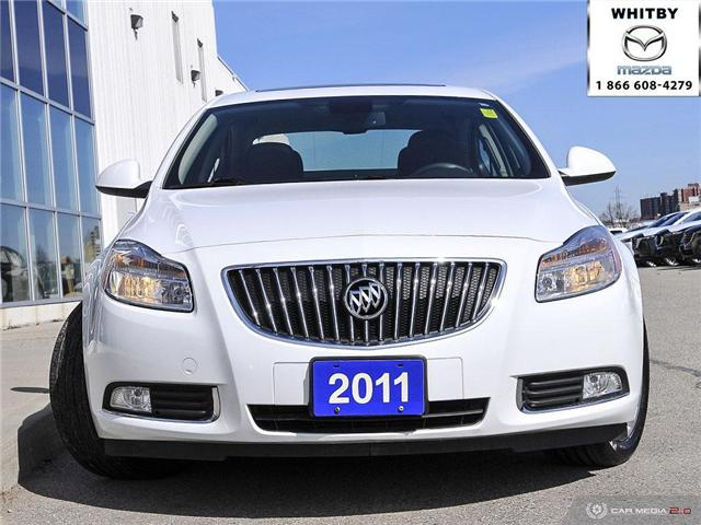 2011 Buick Regal CXL (Stk: 190289A) in Whitby - Image 2 of 27