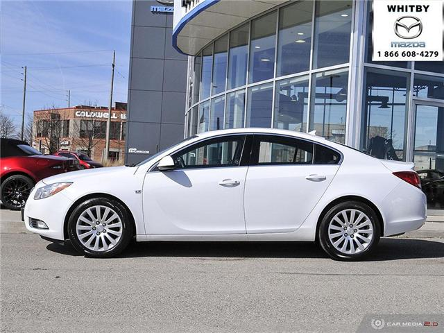 2011 Buick Regal CXL (Stk: 190289A) in Whitby - Image 3 of 27