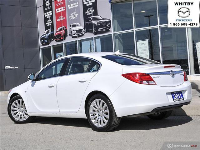 2011 Buick Regal CXL (Stk: 190289A) in Whitby - Image 4 of 27