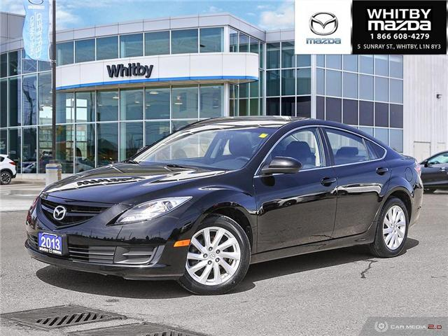 2013 Mazda MAZDA6 GS-I4 (Stk: 170657A) in Whitby - Image 1 of 27