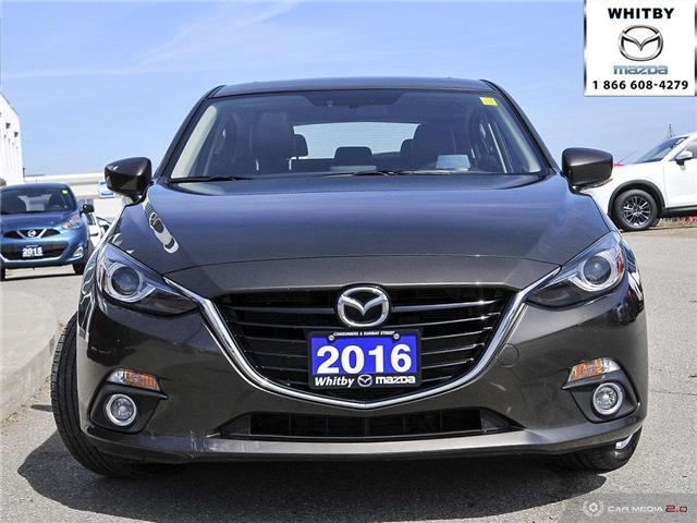 2016 Mazda Mazda3 GT (Stk: P17425) in Whitby - Image 2 of 27