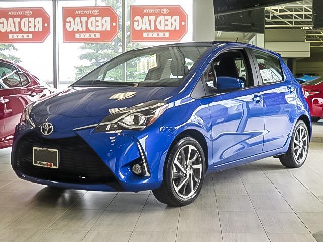 2019 Toyota Yaris SE (Stk: 91012) in Waterloo - Image 1 of 19
