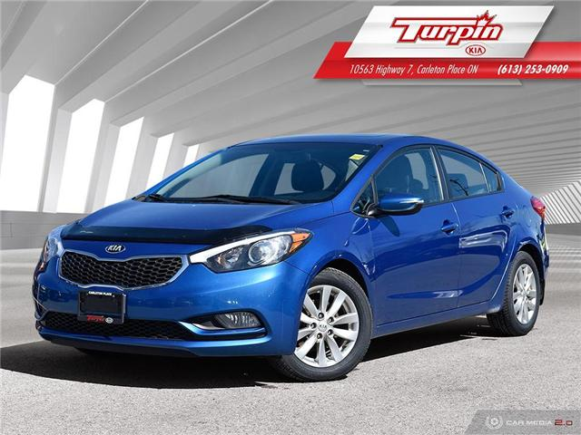 2015 Kia Forte  (Stk: 19P094A) in Carleton Place - Image 1 of 26