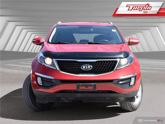 2015 Kia Sportage LX (Stk: 19DT152A) in Carleton Place - Image 2 of 26