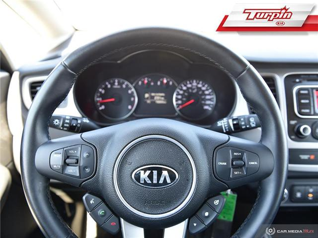 2016 Kia Rondo  (Stk: 19DT141A) in Carleton Place - Image 11 of 26