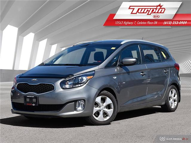 2014 Kia Rondo LX (Stk: 19P084A) in Carleton Place - Image 1 of 26