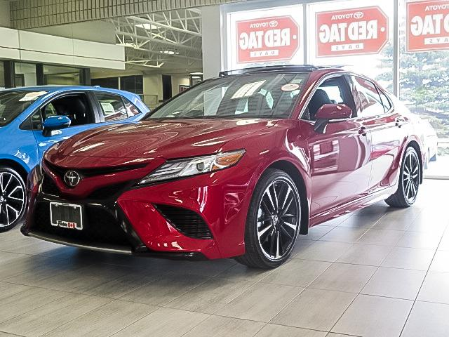 2019 Toyota Camry XSE (Stk: 93013) in Waterloo - Image 1 of 18