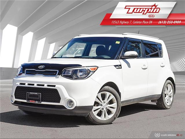 2015 Kia Soul EX+ (Stk: 18DT251A) in Carleton Place - Image 1 of 27