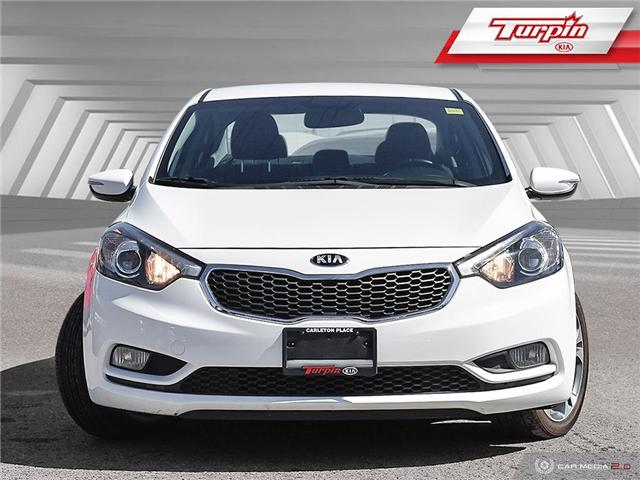 2015 Kia Forte 2.0L EX (Stk: 19P006A) in Carleton Place - Image 2 of 27