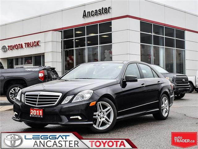 2011 Mercedes-Benz E-Class Base (Stk: M214A) in Ancaster - Image 1 of 25