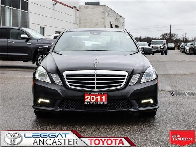 2011 Mercedes-Benz E-Class Base (Stk: M214A) in Ancaster - Image 2 of 25