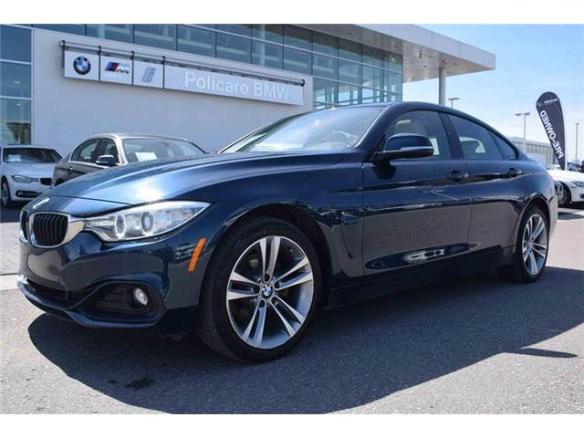 2015 BMW 428i xDrive Gran Coupe (Stk: P414193) in Brampton - Image 1 of 21