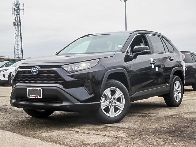 2019 Toyota RAV4 Hybrid LE (Stk: 95239) in Waterloo - Image 1 of 17