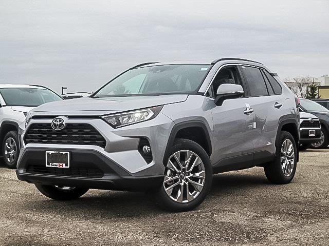2019 Toyota RAV4 XLE (Stk: 95243) in Waterloo - Image 1 of 17