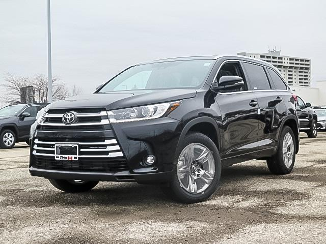 2019 Toyota Highlander Limited (Stk: 95244) in Waterloo - Image 1 of 20