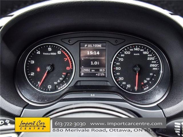 2015 Audi A3 1.8T Komfort (Stk: 010140) in Ottawa - Image 14 of 30