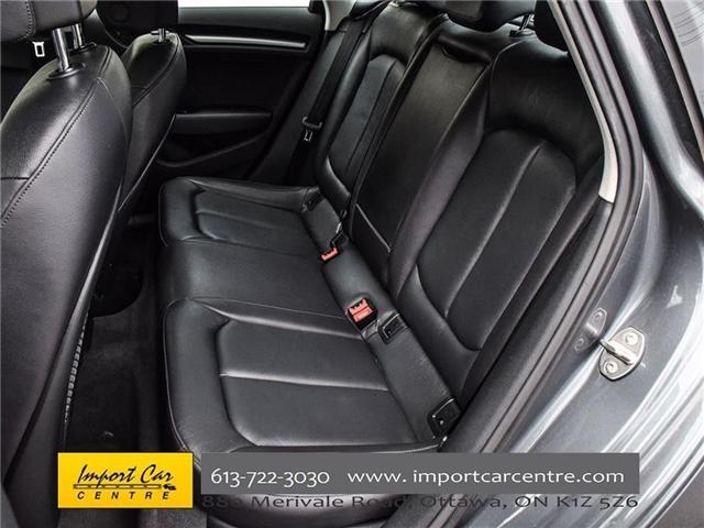 2015 Audi A3 1.8T Komfort (Stk: 010140) in Ottawa - Image 24 of 30