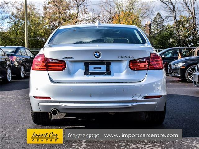 2014 BMW 328d xDrive (Stk: X99796) in Ottawa - Image 6 of 30
