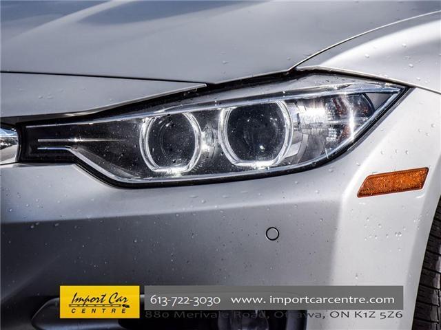 2014 BMW 328d xDrive (Stk: X99796) in Ottawa - Image 8 of 30