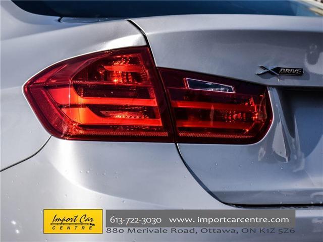 2014 BMW 328d xDrive (Stk: X99796) in Ottawa - Image 9 of 30